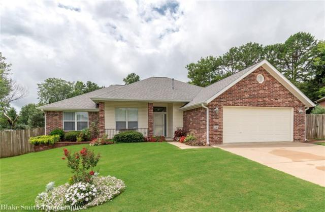 2787 Ashbrook  Dr, Fayetteville, AR 72703 (MLS #1087959) :: McNaughton Real Estate
