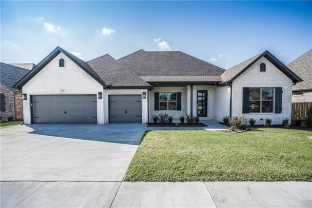 960 Clark  Cir, Bentonville, AR 72712 (MLS #1088277) :: McNaughton Real Estate