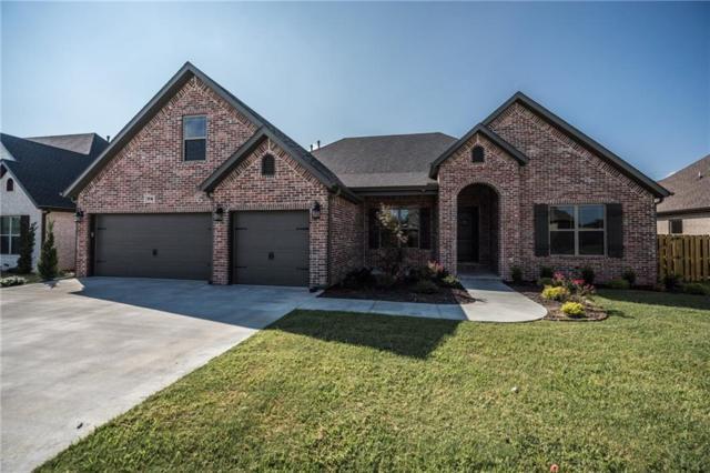970 Clark  Cir, Bentonville, AR 72712 (MLS #1088281) :: McNaughton Real Estate