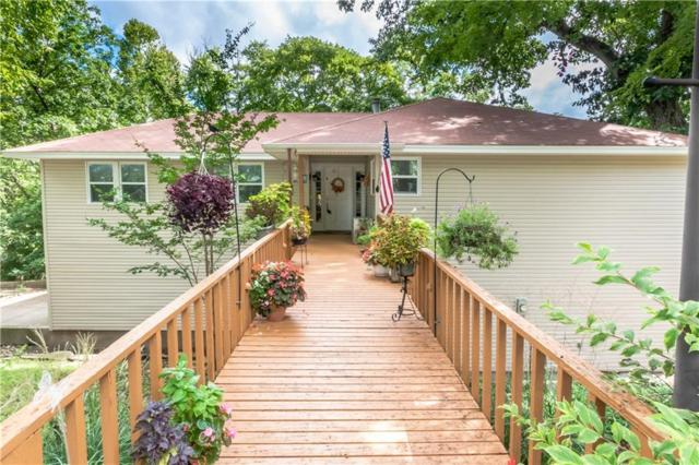 290 Holiday Island  Dr, Holiday Island, AR 72631 (MLS #1089222) :: McNaughton Real Estate