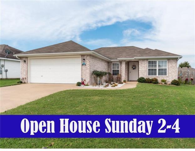 6604 Sw Springwood  St, Bentonville, AR 72712 (MLS #1089441) :: McNaughton Real Estate