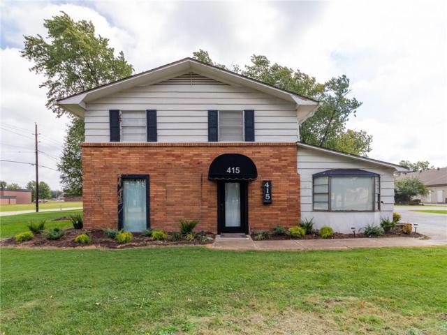 415 N Dixieland  Rd, Rogers, AR 72756 (MLS #1091680) :: Five Doors Network Northwest Arkansas