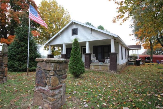 1445 E Pickens  Rd, Pea Ridge, AR 72751 (MLS #1094422) :: HergGroup Arkansas