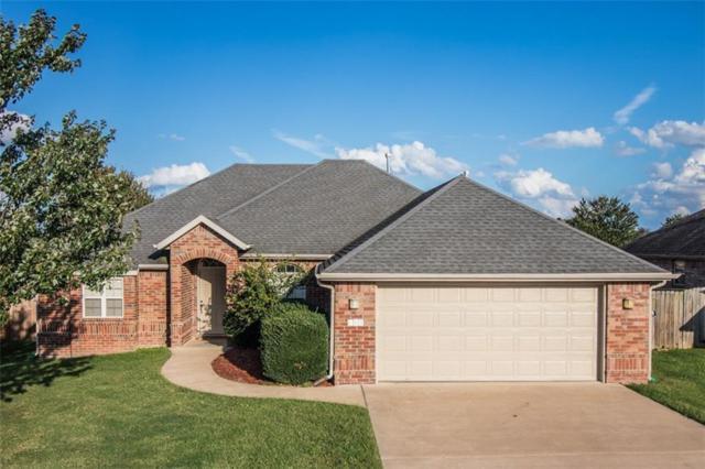 195 Dawn  Dr, Centerton, AR 72719 (MLS #1094737) :: McNaughton Real Estate
