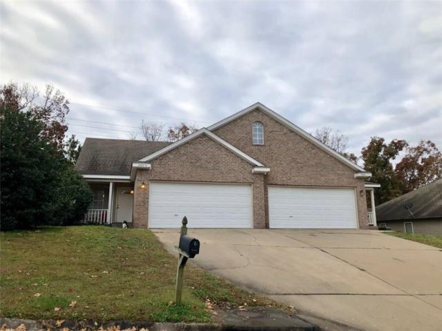 2201-2203 E Cinnamon  Wy, Fayetteville, AR 72703 (MLS #1095445) :: Five Doors Real Estate - Northwest Arkansas