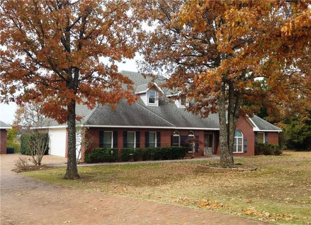 915 Bluffside  Dr, Huntsville, AR 72740 (MLS #1096741) :: Five Doors Real Estate - Northwest Arkansas