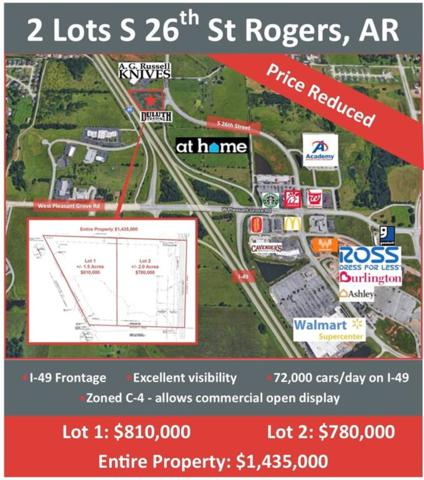 S 26th, Rogers, AR 72758 (MLS #1096789) :: Five Doors Real Estate - Northwest Arkansas