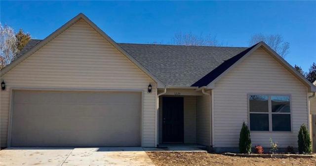 1512 Jones  Ln, Pea Ridge, AR 72751 (MLS #1097014) :: McNaughton Real Estate