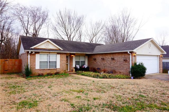 6367 W Abilene  Dr, Fayetteville, AR 72704 (MLS #1100768) :: Five Doors Network Northwest Arkansas