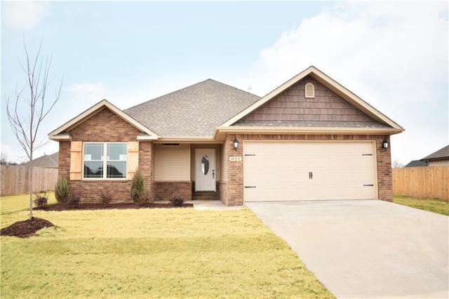 821 Benton  St, Prairie Grove, AR 72753 (MLS #1104322) :: McNaughton Real Estate