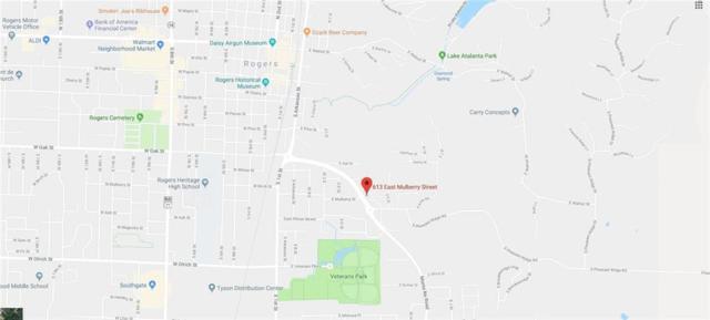 613 & 609  E Mulberry  St, Rogers, AR 72756 (MLS #1104734) :: HergGroup Arkansas
