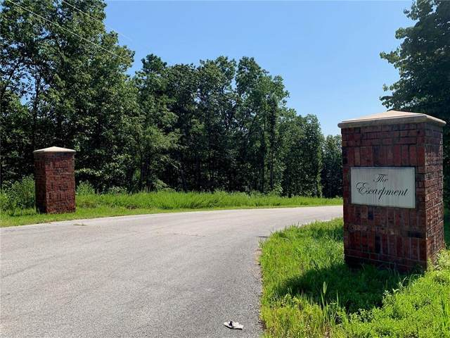 Lot 8 Blue Water Ridge, Rogers, AR 72756 (MLS #1104913) :: Five Doors Network Northwest Arkansas