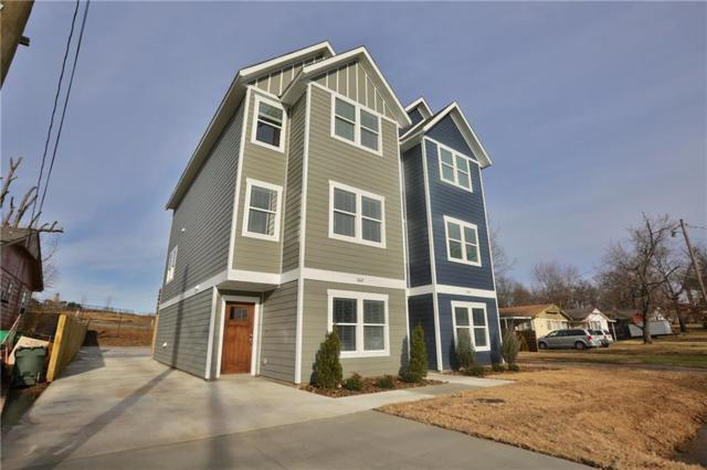1665 1667 Brooks  Ave, Fayetteville, AR 72701 (MLS #1104946) :: McNaughton Real Estate