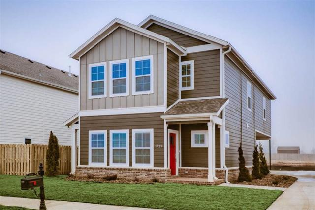 8 - Townhomes Broadway  Pl, Rogers, AR 72758 (MLS #1105497) :: McNaughton Real Estate