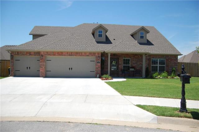 1100 Pella  Ct, Cave Springs, AR 72718 (MLS #1107085) :: HergGroup Arkansas