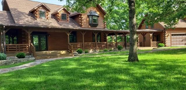 1424 County Road 156, Eureka Springs, AR 72632 (MLS #1108043) :: McNaughton Real Estate