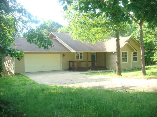 2150 Deer Lake  Dr, Kansas, OK 74347 (MLS #1108109) :: Five Doors Network Northwest Arkansas