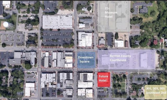 301,303,305 Se 2nd  St, Bentonville, AR 72712 (MLS #1108218) :: Five Doors Network Northwest Arkansas