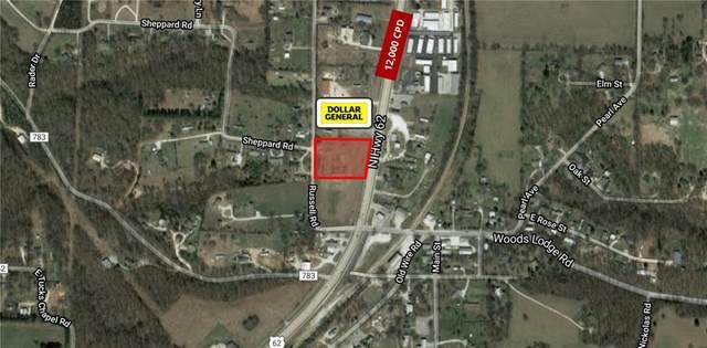 2.17  Acres Hwy 62, Avoca, AR 72711 (MLS #1108854) :: McNaughton Real Estate