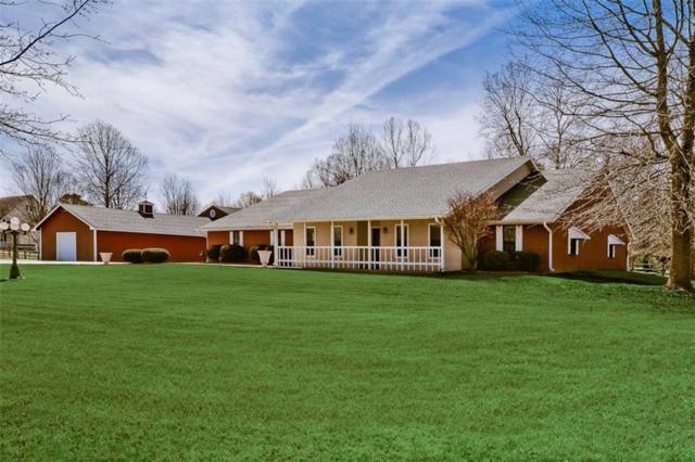 808 Apple Blossom  Ln, Tontitown, AR 72762 (MLS #1110377) :: Five Doors Network Northwest Arkansas