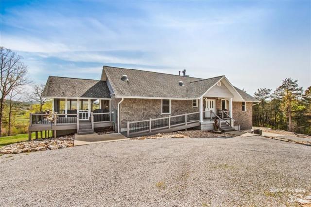 353 Oaks Landing  Dr, Eureka Springs, AR 72632 (MLS #1110450) :: HergGroup Arkansas