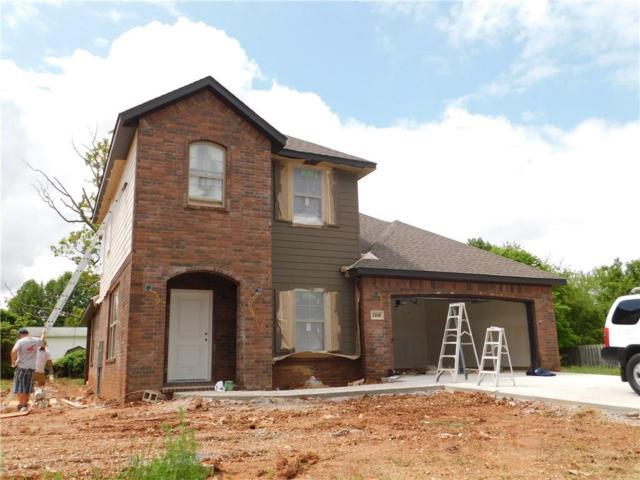 1518 Park  St, Lowell, AR 72745 (MLS #1110640) :: Five Doors Network Northwest Arkansas