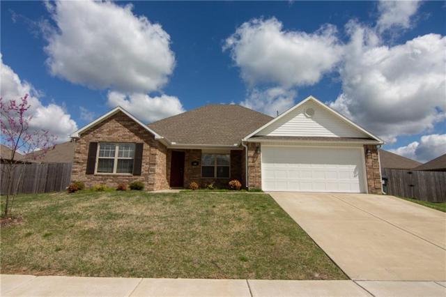 610 Lasso  Ln, Centerton, AR 72719 (MLS #1111321) :: McNaughton Real Estate
