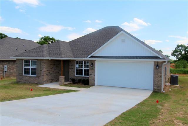 2121 Ridge  Dr, Gentry, AR 72734 (MLS #1111395) :: HergGroup Arkansas