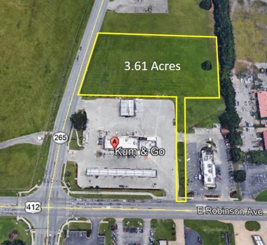 S Old Missouri  Rd, Springdale, AR 72762 (MLS #1111937) :: McNaughton Real Estate