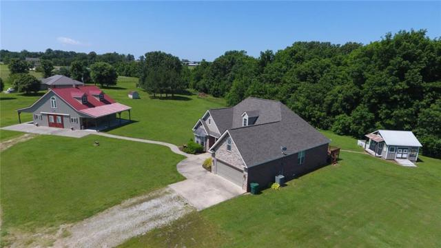 36205 Hwy 295, Hindsville, AR 72738 (MLS #1115894) :: Five Doors Network Northwest Arkansas