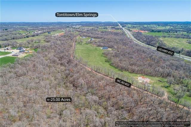 14327 Taylor Road Tract #1, Springdale, AR 72762 (MLS #1117618) :: McMullen Realty Group