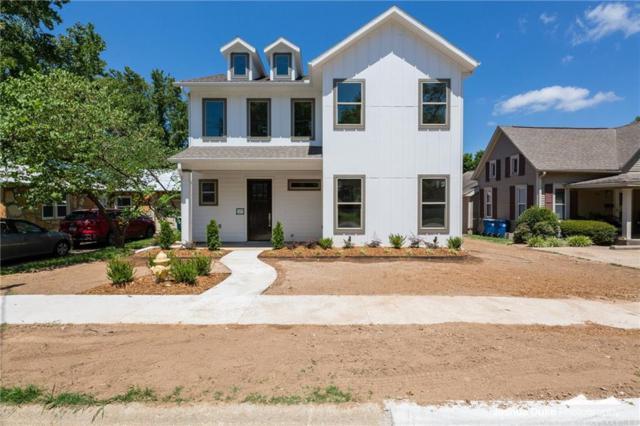 702 Nw 2nd  St, Bentonville, AR 72712 (MLS #1118328) :: McNaughton Real Estate