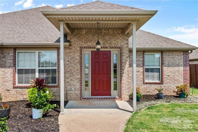 1131 Kensington  Dr, Centerton, AR 72719 (MLS #1122880) :: HergGroup Arkansas