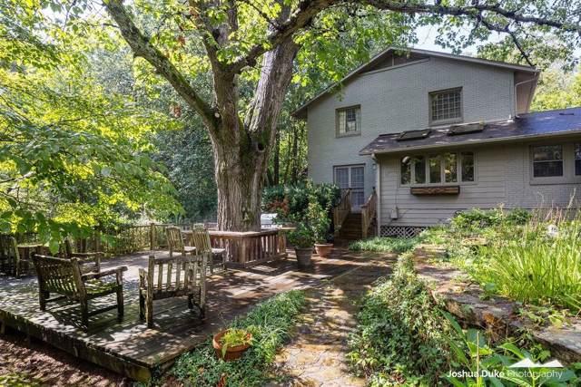 6029 E Mission Boulevard, Fayetteville, AR 72703 (MLS #1123920) :: McNaughton Real Estate