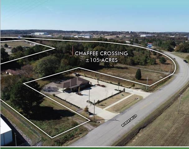 11316 Roberts  Blvd, Fort Smith, AR 72901 (MLS #1127659) :: Five Doors Network Northwest Arkansas
