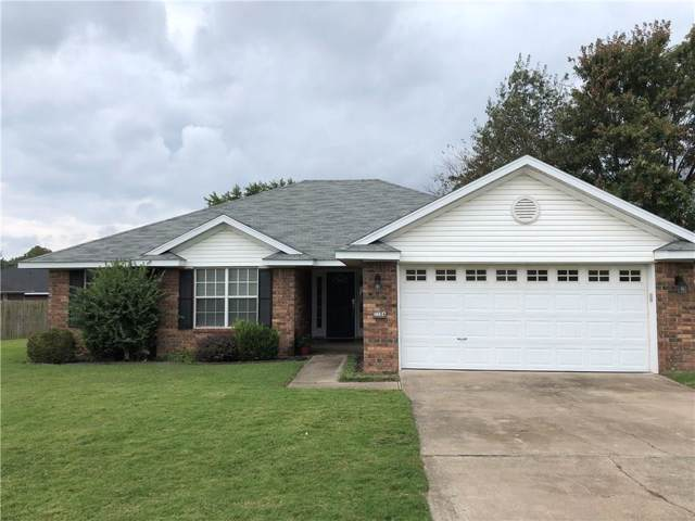 3206 Silverton  St, Springdale, AR 72764 (MLS #1129883) :: McNaughton Real Estate