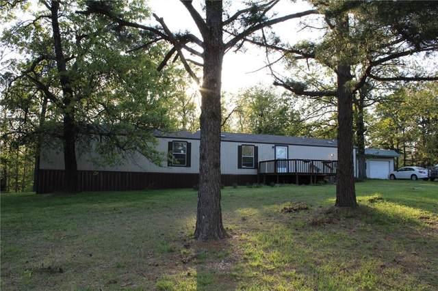 360 Hidden Valley Drive, Kansas, OK 74347 (MLS #1129926) :: Annette Gore Team | RE/MAX Real Estate Results