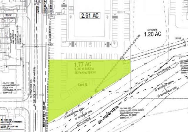 N Vantage  Dr Unit #Lot 5 Lot 5, Fayetteville, AR 72703 (MLS #1130064) :: Five Doors Network Northwest Arkansas