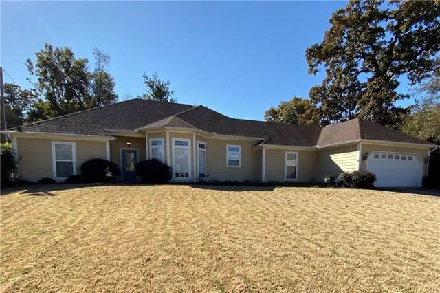 906 University  St, Siloam Springs, AR 72761 (MLS #1130486) :: Five Doors Network Northwest Arkansas
