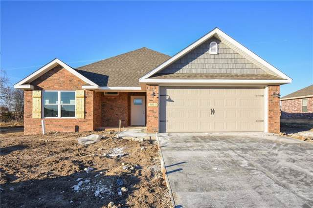 880 Iroquois, Prairie Grove, AR 72753 (MLS #1132958) :: Five Doors Network Northwest Arkansas