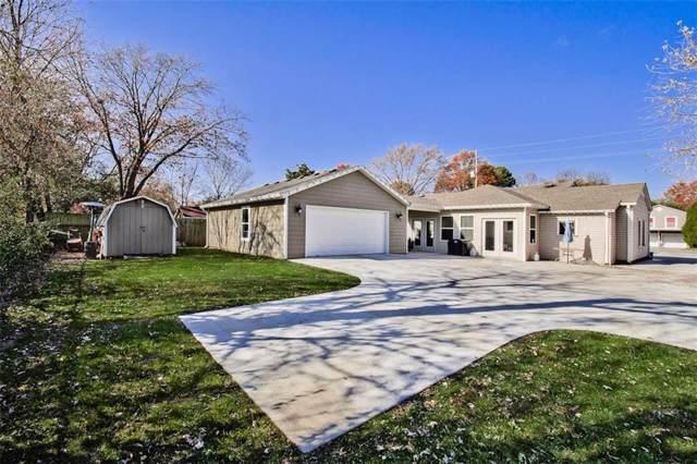 707 Nw 6Th  St, Bentonville, AR 72712 (MLS #1133196) :: McNaughton Real Estate