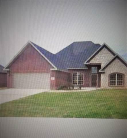 3012 Reisling  Ln, Springdale, AR 72764 (MLS #1133235) :: Five Doors Network Northwest Arkansas
