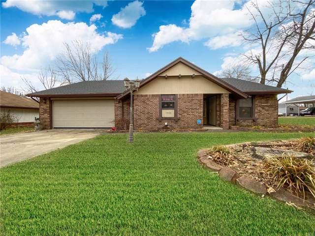 3006 W Olive  St, Rogers, AR 72756 (MLS #1133991) :: McNaughton Real Estate