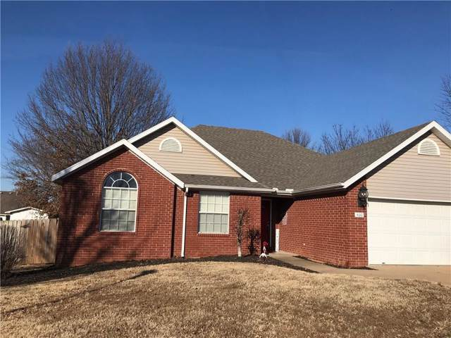 400 Linwood  Ave, Lowell, AR 72745 (MLS #1134186) :: HergGroup Arkansas