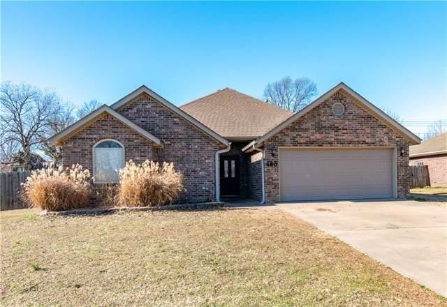 480 Beca  Ln, Prairie Grove, AR 72753 (MLS #1136464) :: Five Doors Network Northwest Arkansas