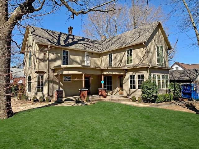 702 W Central Avenue, Bentonville, AR 72712 (MLS #1136698) :: Annette Gore Team | RE/MAX Real Estate Results