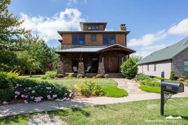 1925 N Best Friend Lane, Fayetteville, AR 72704 (MLS #1137244) :: Jessica Yankey | RE/MAX Real Estate Results