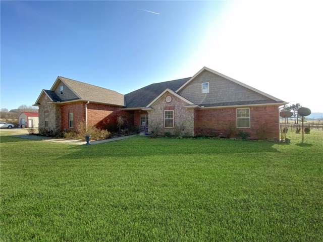 14549 Goshen Tuttle  Rd, Goshen, AR 72727 (MLS #1137304) :: McNaughton Real Estate