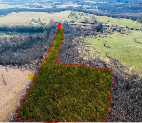 12.99 Acres  W Mcguire Mountain Wc 317  Rd, Elkins, AR 72727 (MLS #1138407) :: McNaughton Real Estate