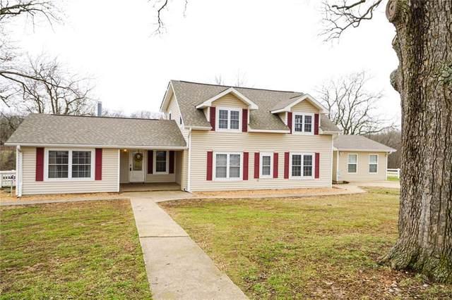 10050 Bunch  Cir, Gravette, AR 72736 (MLS #1138641) :: Annette Gore Team   RE/MAX Real Estate Results